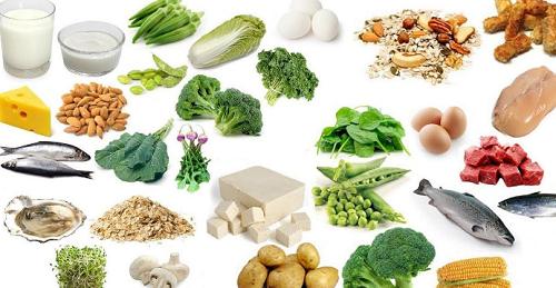 Bổ sung thực phẩm giàu canxi cho người bệnh thoái hóa cột sống
