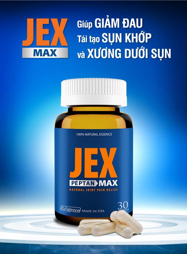 Thuốc Jex Max giá bao nhiêu, dùng có tốt không?