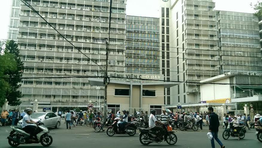 Chợ Rẫy- Bệnh viện khám chữa thoái hóa khớp gối tốt nhất