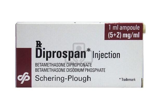 Thuốc tiêm khớp Diprospan