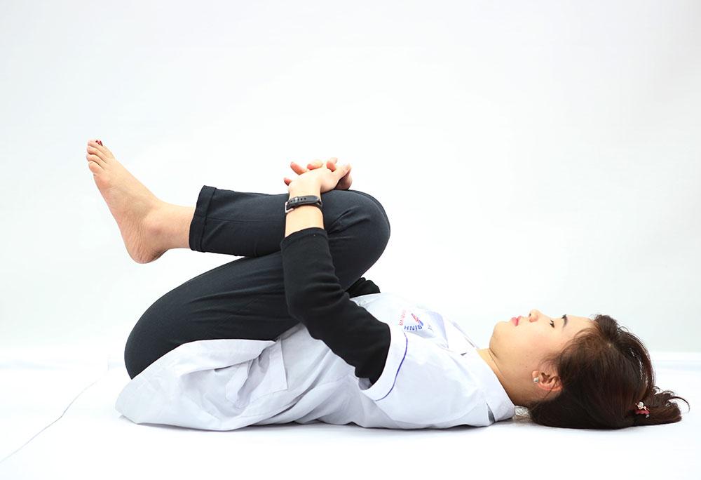 Bài tập chữa trị thoái hóa đốt sống thắt lưng hiệu quả
