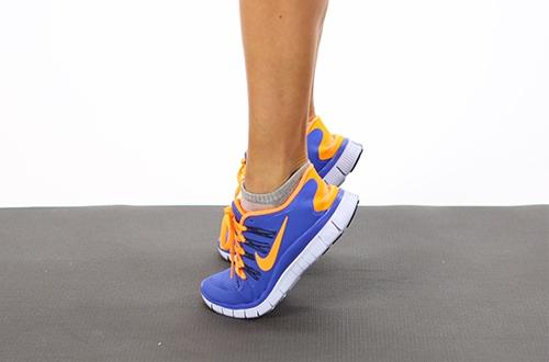 Bài tập tốt cho cổ chân