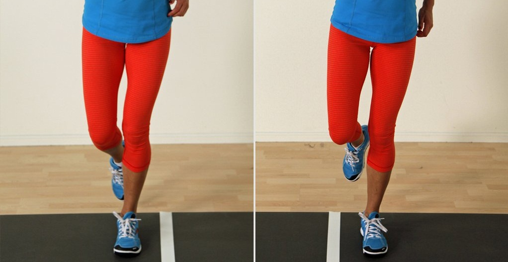 Nhảy lò cò là bài tập tốt cho cổ chân