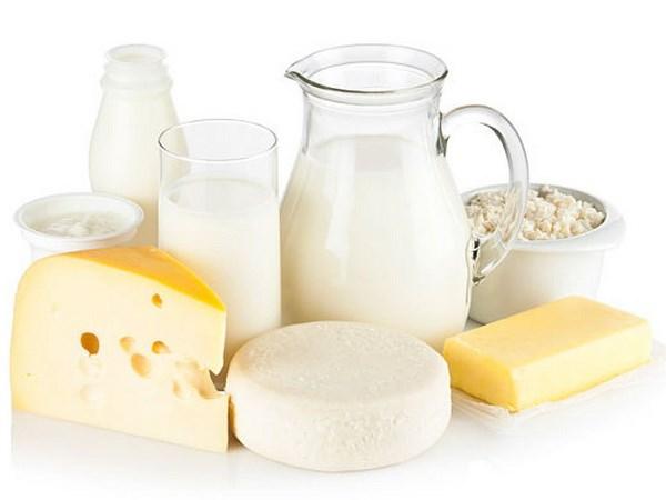 Bị đau khớp gối nên ăn sữa và các sản phẩm từ sữa