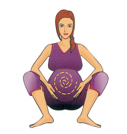 Cách giảm đau khớp háng khi mang thai hiệu quả
