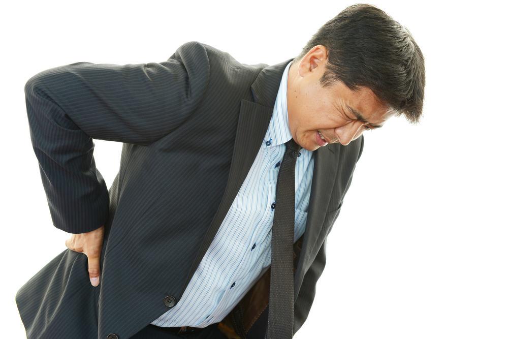 Có nhiều nguyên nhân đau cột sống thắt lưng