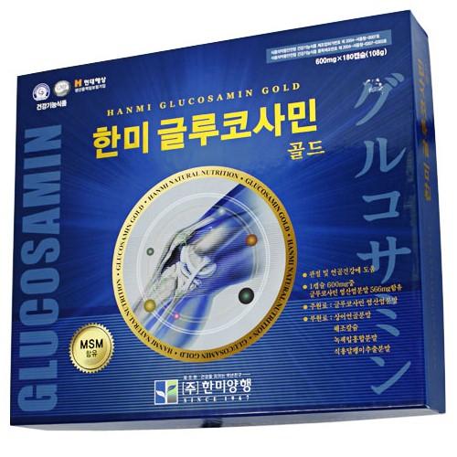 Thuốc bổ xương khớp Hàn Quốc Hanmi Glucosamine Gold