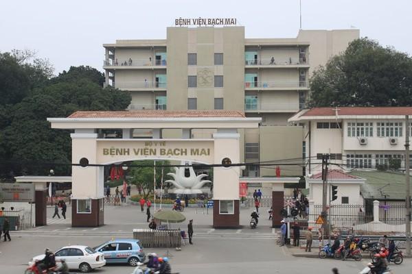 Khám cột sống thắt lưng ở bệnh viện Bạch Mai