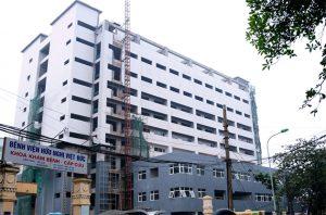 Lịch khám bệnh viện Việt Đức Hà Nội và giá dịch vụ y tế