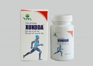 thuốc trị đau nhức xương khớp Xukoda