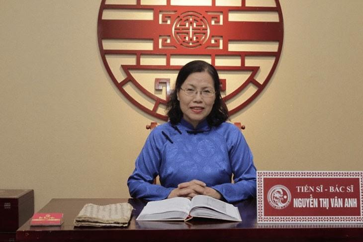 Tiến sĩ, Bác sĩ CKII Nguyễn Thị Vân Anh, Giám đốc phụ trách chuyên môn của Nhất Nam Y Viện.